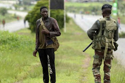 Zanu PF Youth: We Were Given Army Uniforms At Ruling Party Offices