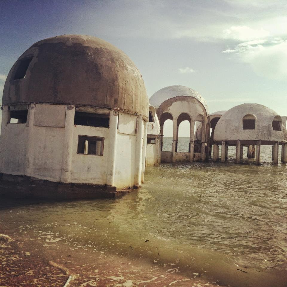 Deserted Places: The Mysterious Dome Houses In Southwest