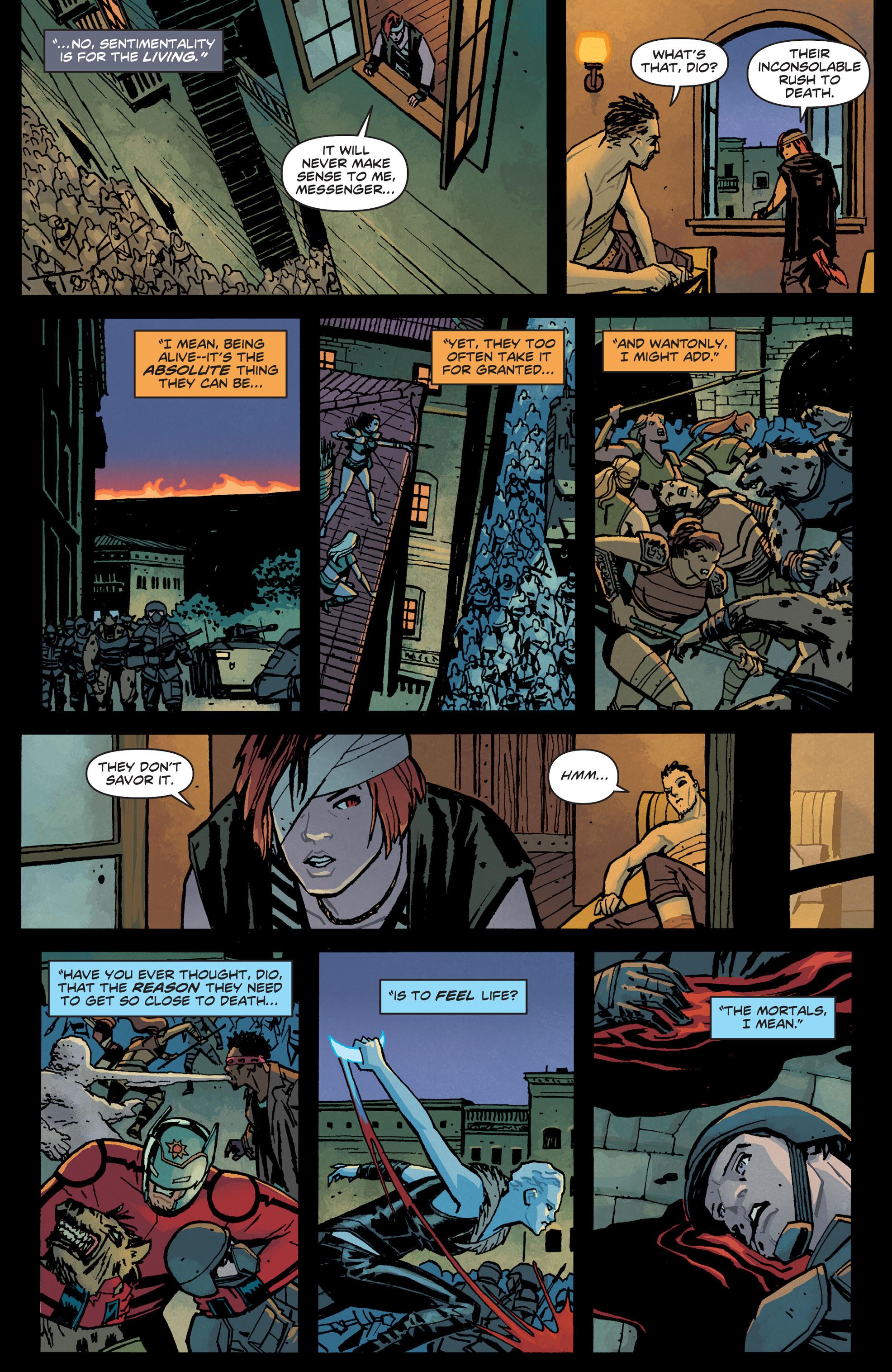 Read online Wonder Woman (2011) comic -  Issue #33 - 12