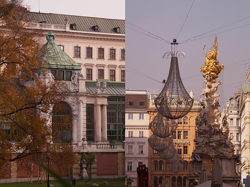 Wien im November - Zwischen Herbst und Weihnachtszeit