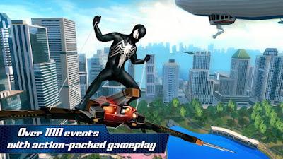 تحميل لعبة The Amazing Spider-Man 2 مهكرة بآخر إصدار