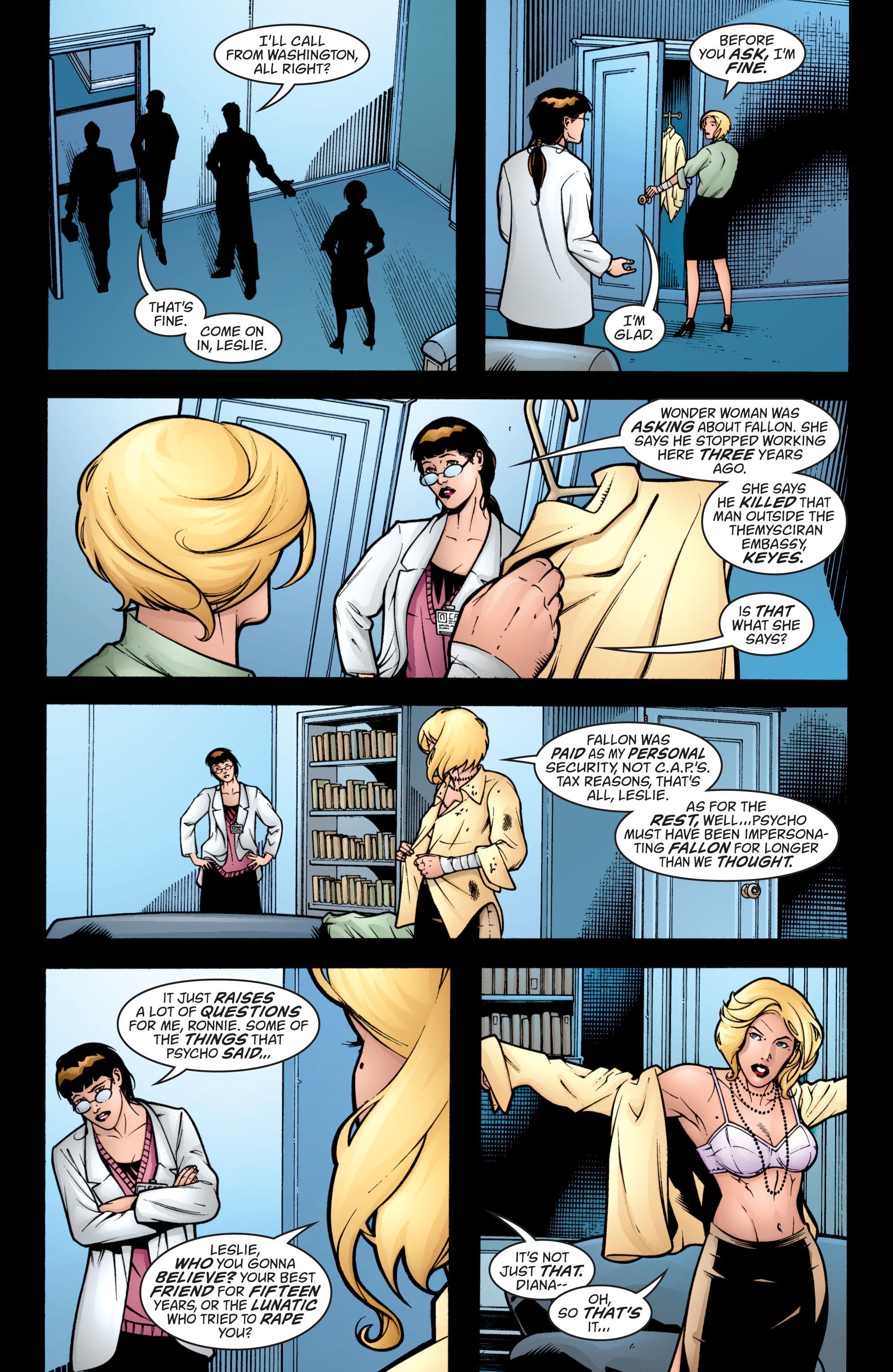 Read online Wonder Woman (1987) comic -  Issue #205 - 20