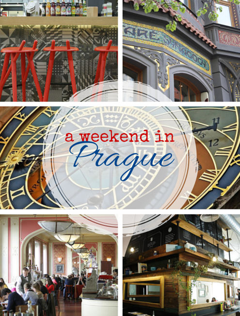 Prague cityguide & hotspots | Happy in Red