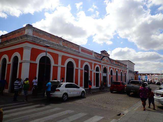mercado municipal de penedo