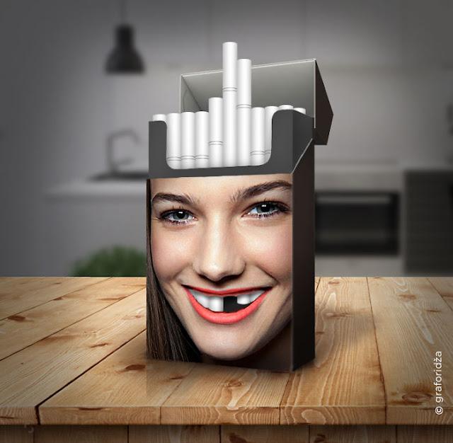 Los dientes del tabaco