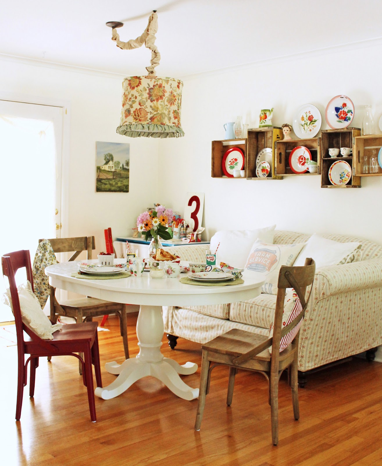Cottage Dining Room: Cottage Of The Week Starring Sort Of A Fairytale