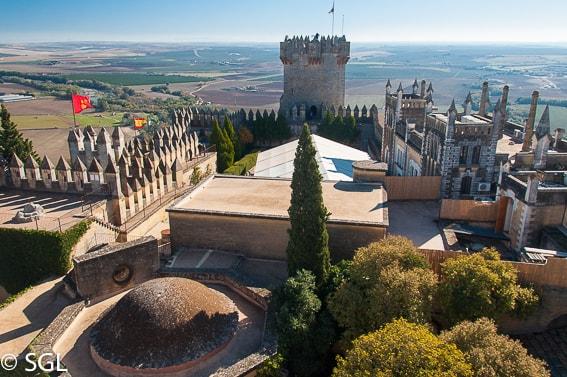 Castillo de Almodovar. Recorrido fotografico por Cordoba