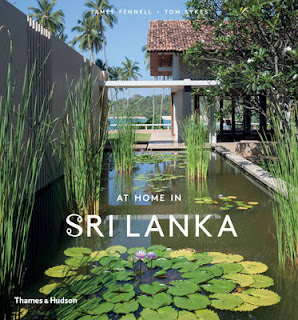 At Home in Sri Lanka Book For Sale