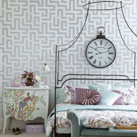 Bedroom Decorating Ideas Vintage Style the interior design of modern vintage style home