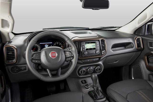 Fiat Toro 2.0 Turbo Diesel Automática - desempenho e consumo
