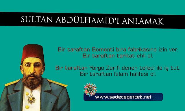 Sultan 2. Abdülhamid'i anlamak