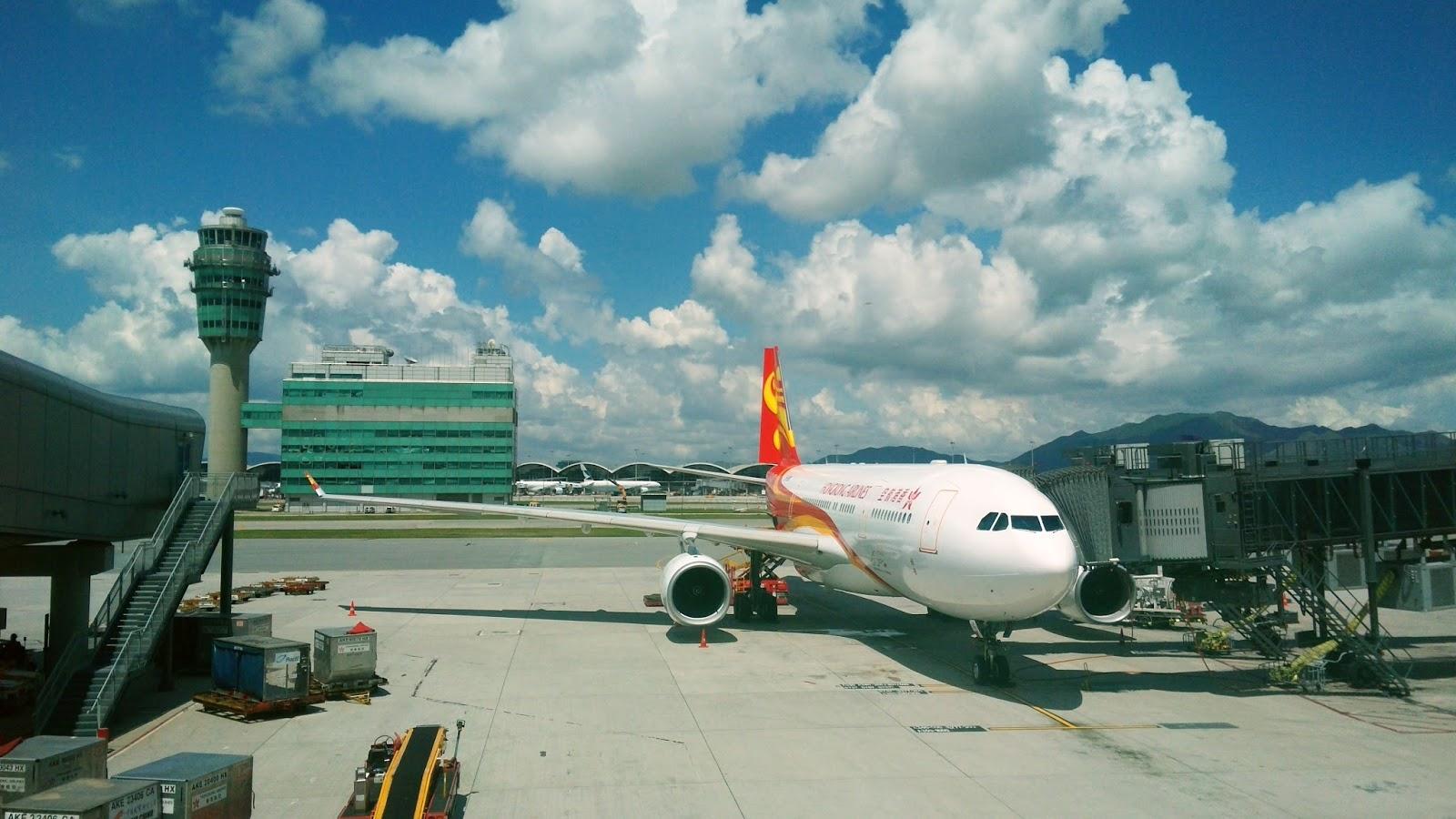 黑老闆說︱香港航空Airbus A330-300客機
