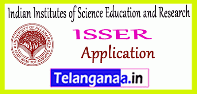 IISER Indian Institutes of Science Education and Research Application 2019 Notification Admit Card