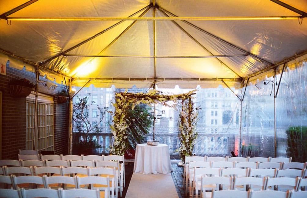 Midtown Loft And Terrace Wedding Venue