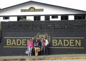 Frente da Cervejaria Baden Baden - Campos do Jordão - São Paulo, cervejas especiais, degustação de cervejas, fábrica de cervejas
