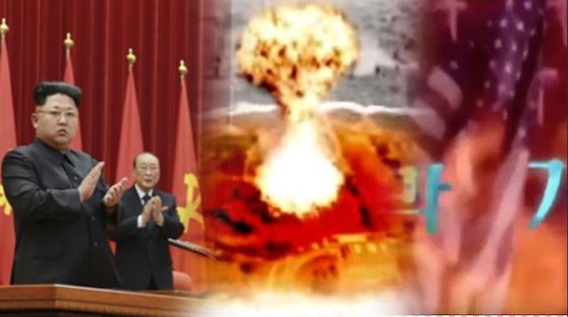 HEBOH!!! Korea Utara Siap Ancam Bom AS dengan Nuklir Hingga Tidak Tersisa