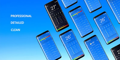 WEATHER FORECAST PRO (PAID) APK FOR ANDROID