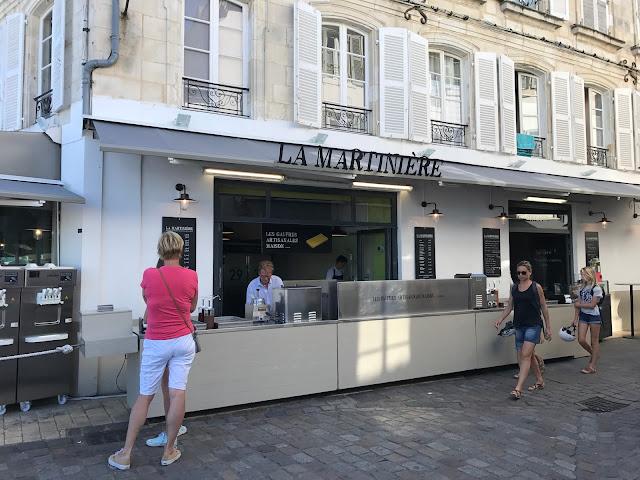 La Martinière de Saint-Martin-De-Ré