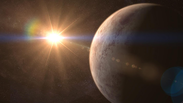 Scientists discover a nearby 'super-Earth'