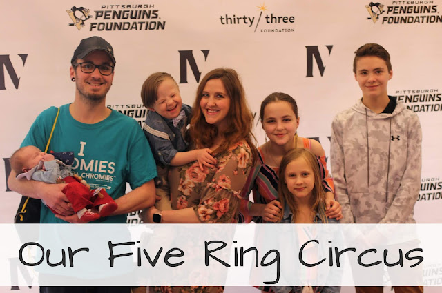 Our Five Ring Circus