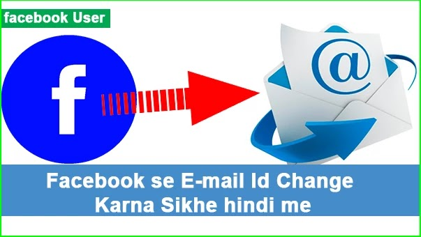 facebook se email id kaise hataye hindi me