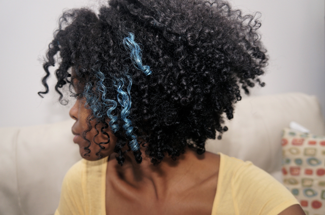 K Style Hair Chalk: Dye Your Natural Hair- Extra Temporary Hair Color