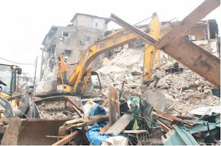 Church In Delta Collapsed
