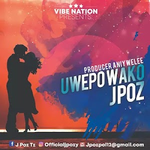 Download Audio | J Poz - Uwepo Wako