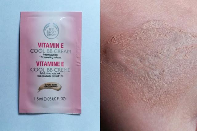 The Body Shop : La routine Vitamine E bb crème