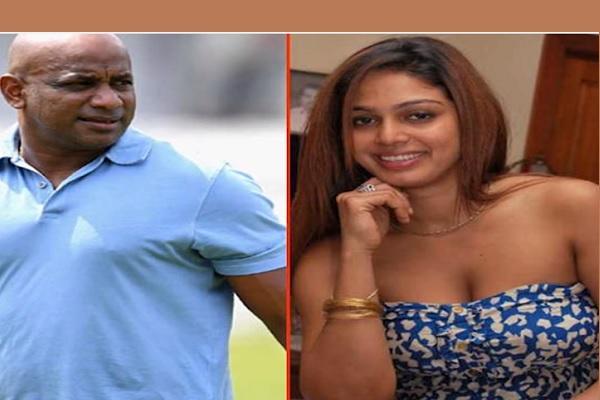 पूर्व धमाकेदार क्रिकेटर सनथ जयसूर्या का उनकी पूर्व प्रेमिका के साथ का MMS लीक