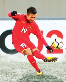 Đội tuyển bóng đá U23 Việt Nam làm nên lịch sử