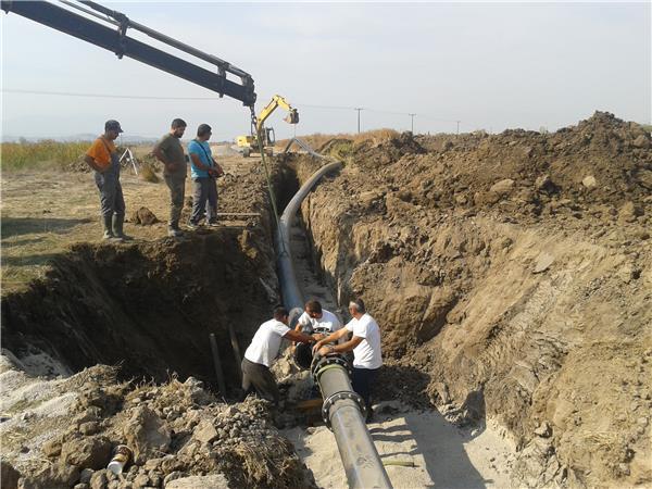 101 έργα ύδρευσης και αποχέτευσης προϋπολογισμού 253 εκατ. ευρώ στην Περιφέρεια Θεσσαλίας