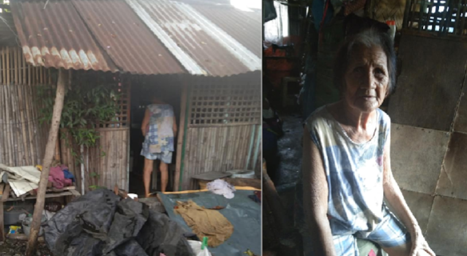 Old lady, forcefully kicked-out on her own house and lot, asks help | City Servants
