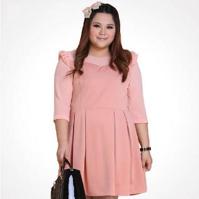 Dress Pendek Untuk Wanita Gemuk