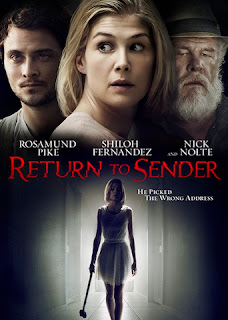 Blu-ray Review: Return To Sender