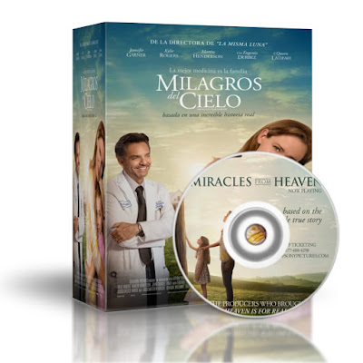 Miracles from Heaven(Milagros Del Cielo) 2016