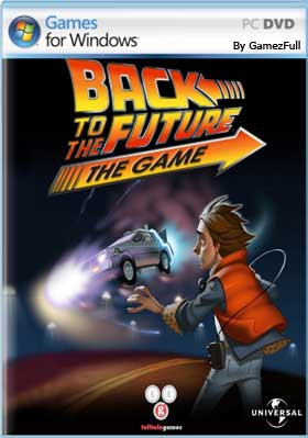 Descargar Back To The Future the game pc full español mega y google drive