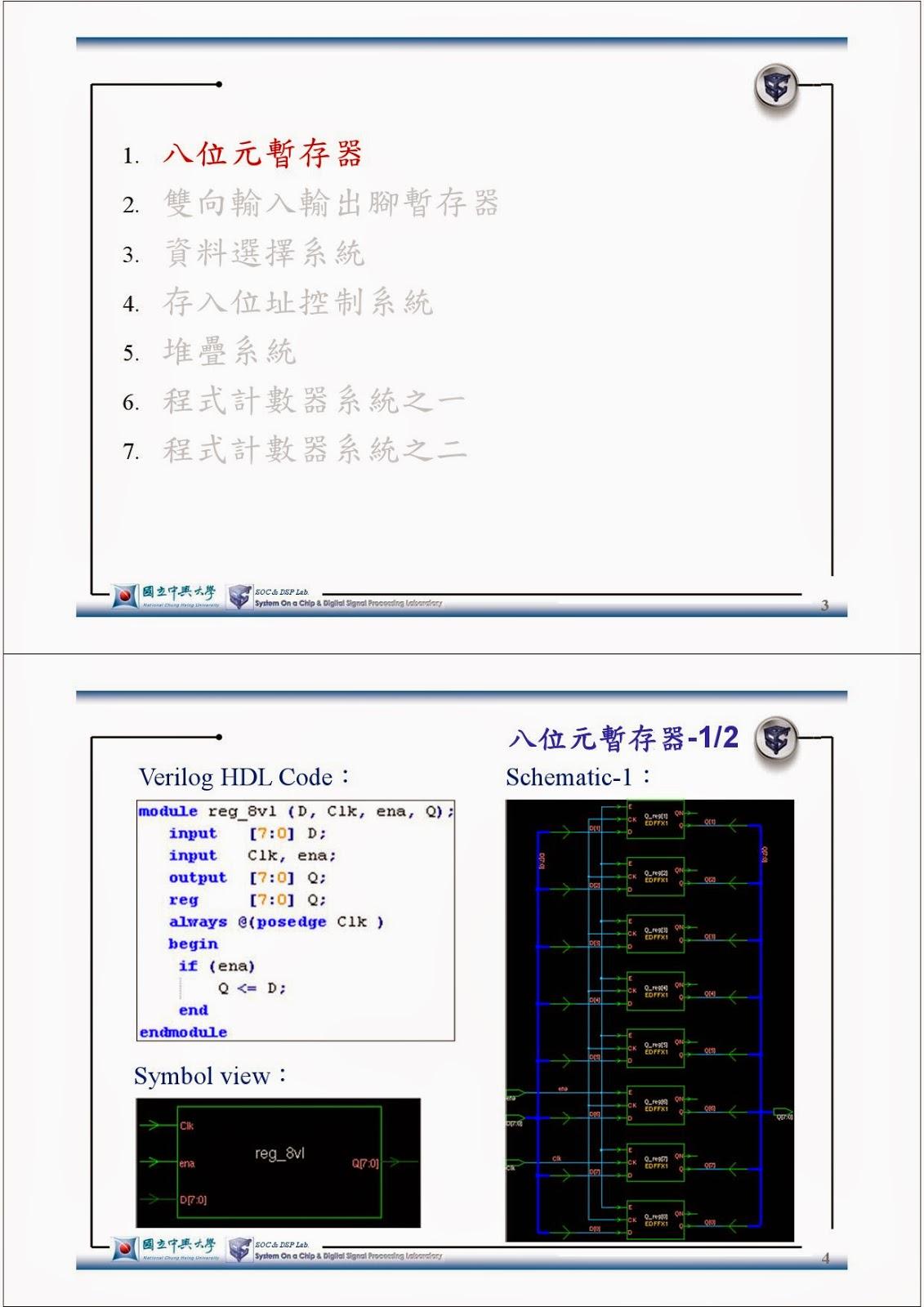 alex9ufo 聰明人求知心切: Verilog designexample pdf