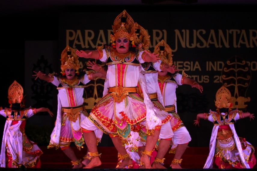 Tari Durga Mahisasura Mardini, Tarian Tradisional Dari Bali