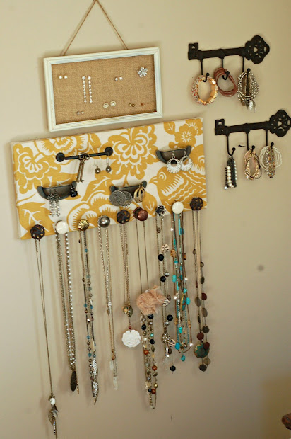Story Of Life. Diy Jewery Wall