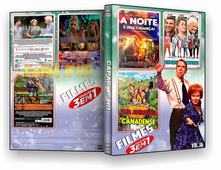 CAPA DVD – COLEÇÃO FILMES 3X1 VOL 36 – ISO
