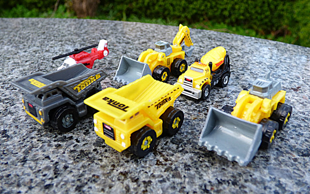 collectible mini vehicles for children