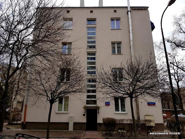 Warszawa Warsaw Ochota Radomska kamienica architektura ulice Ochoty