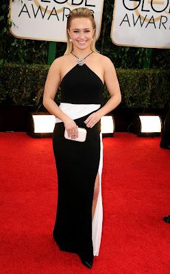 Hayden Panettiere Golden Globes 2014