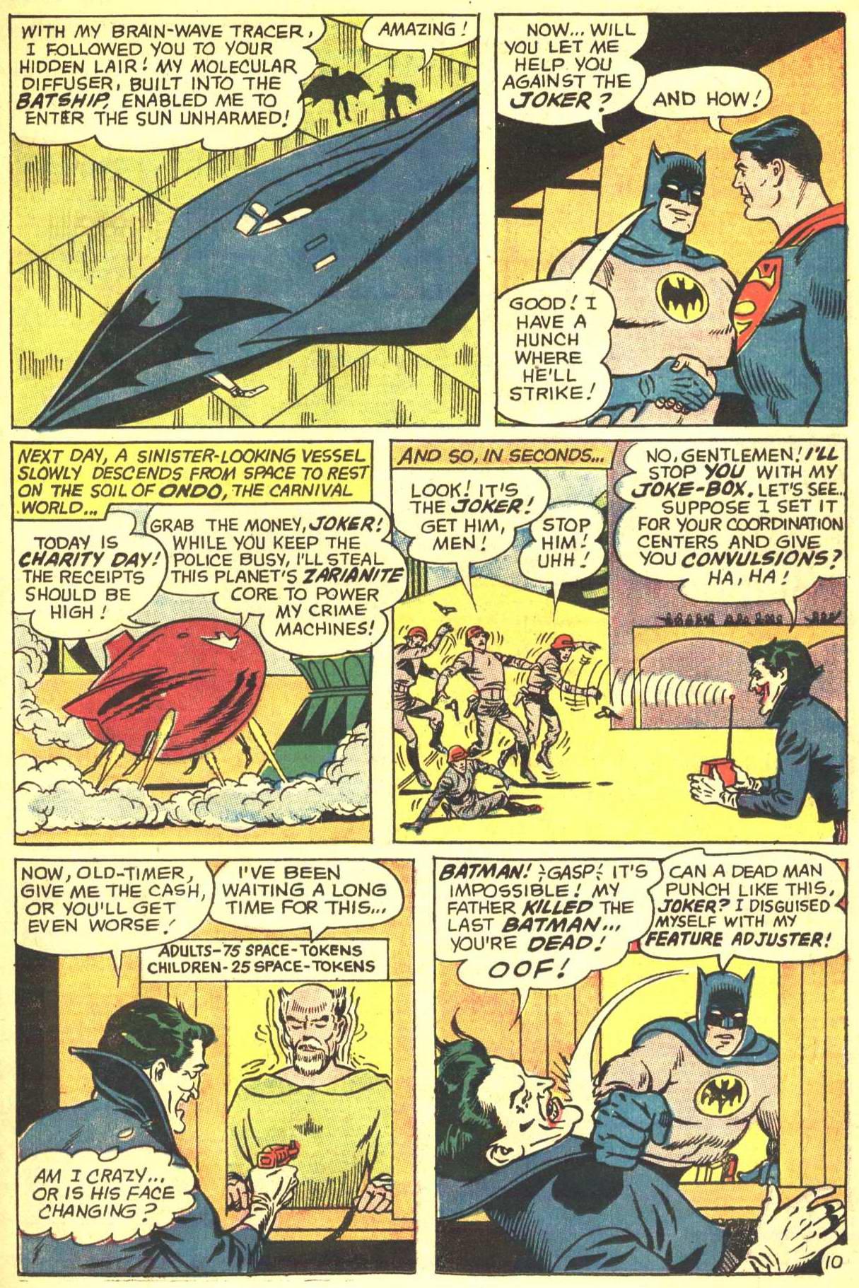 Read online World's Finest Comics comic -  Issue #166 - 15