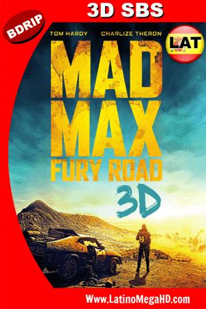 Mad Max: Furia en la Carretera (2015) Latino HD 3D SBS 1080P ()