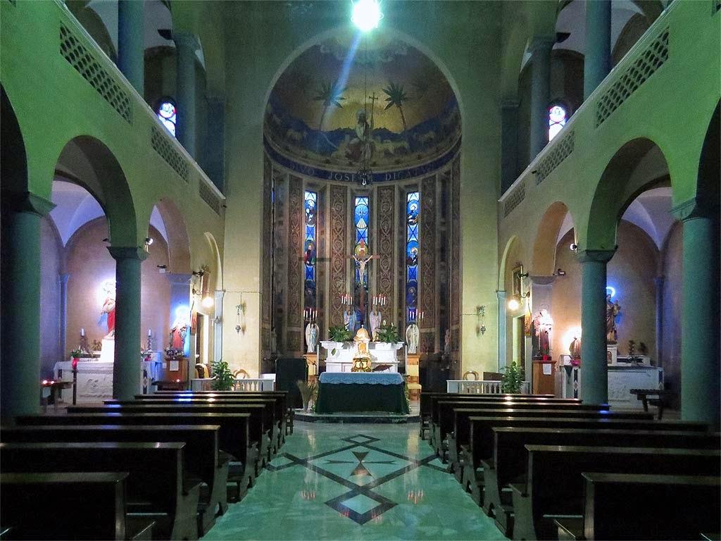 Cappella degli Spedali Riuniti, Chapel of the city hospital, Livorno