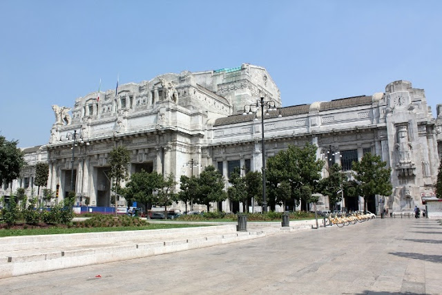 Estación Central de Milán