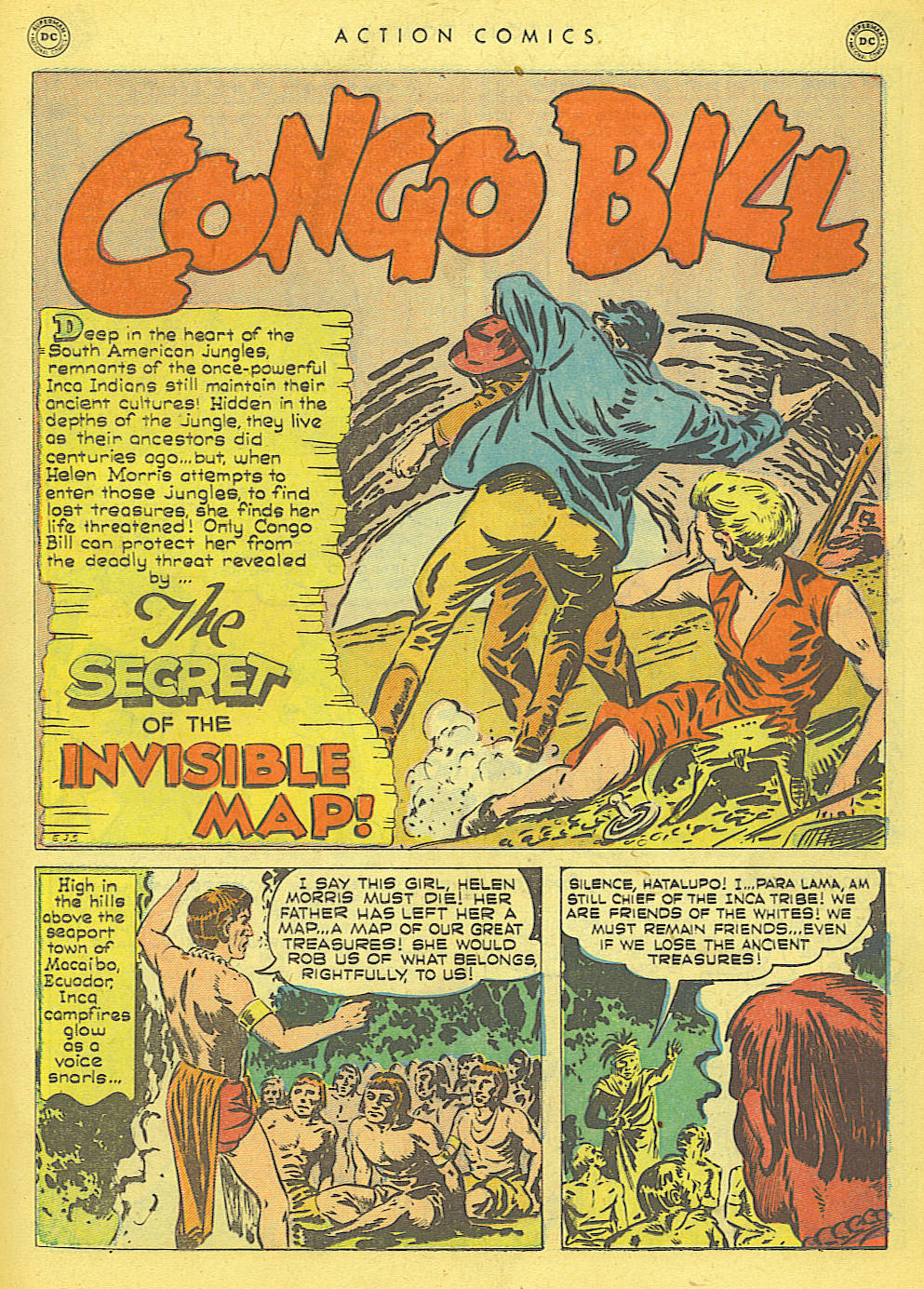 Read online Action Comics (1938) comic -  Issue #152 - 27