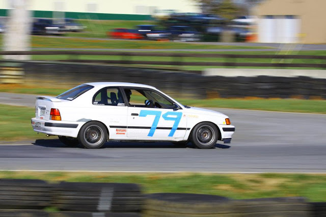 Gregory's Toyota Tercel track car - Subcompact Culture